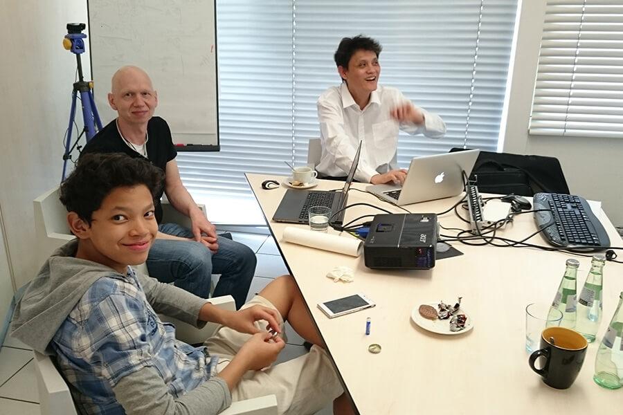 Workshop mit IT-Experten aus Malaysia