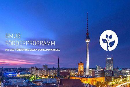 Das BMUB Förderprogramm geht in die nächste Runde. Übersicht von TRILUX